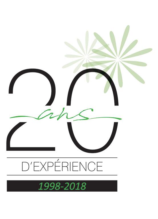 Portes ouvertes anniversaire 20 ans les 23, 24 et 25 mars