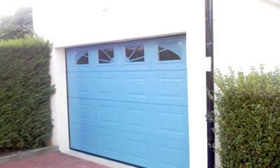 porte de garage lucon